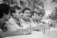 1992, National University of El Salvador.22nd Anniversary of the FPL, one of 5 guerrilla organizations of the FMLN.